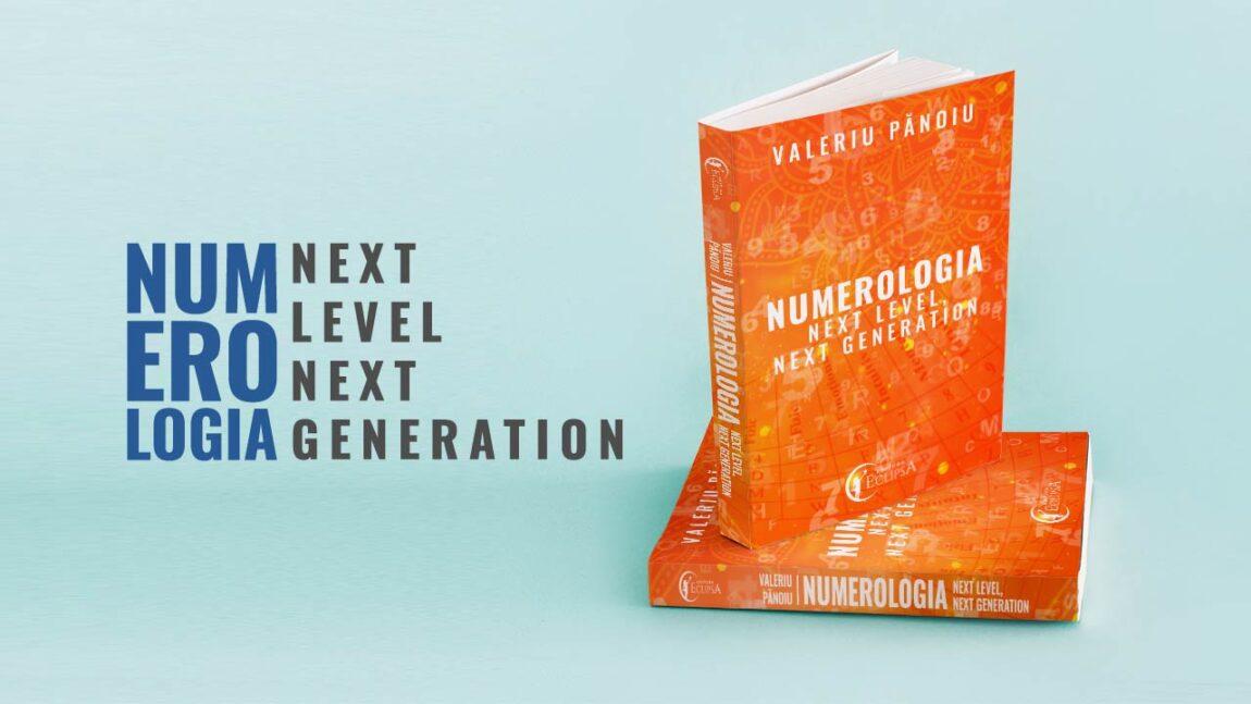 Recenzie: Numerologia. Next Level, Next Generation de Valeriu Pănoiu